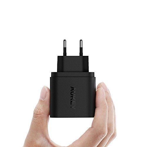 Cargador para el móvio AUKEY Quick Charge 3.0 por solo 11,89€