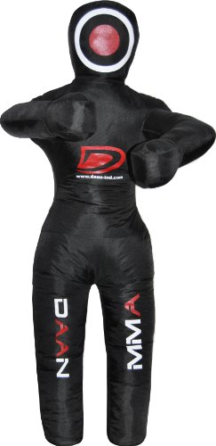 Grappling Dummy MMA Wrestling Punch Bag Judo Martial Arts Cordura Fabric 70'' by DAAN