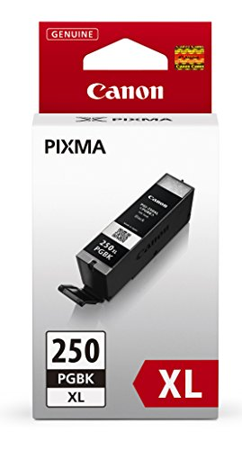 Canon 6432B001 PGI-250 XL Black Ink Cartridge