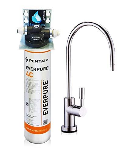 Depuratore Acqua ForHome® Easy Pure Micro Filtrazione Con Everpure 4C