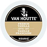 Van Houtte French Vanilla, Light Coffee, K-Cup Portion Pack for Keurig K-Cup Brewers 24-Count (Pack of 2)