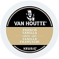 Van Houtte French Vanilla Single Serve Keurig Certified K-Cup pods for Keurig brewers, 24 Count