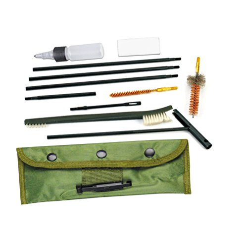 SHAREWIN M16&AR15 Cleaning Kits Rifle Cleaning Kits For Gun(.22cal)