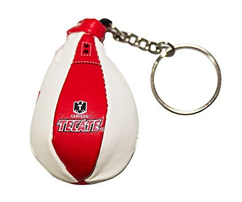 Tecate Keychain Boxing Punching Bag ()