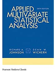 Applied Multivariate Statistical Analysis (Classic Version)