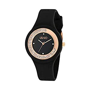 Orologio Donna Dancing Sport Rose Nero Liu Jo Luxury 8