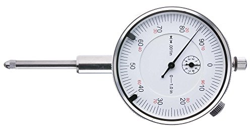 VDI-2 1'' Dial Indicator, reads .001'' by Dial