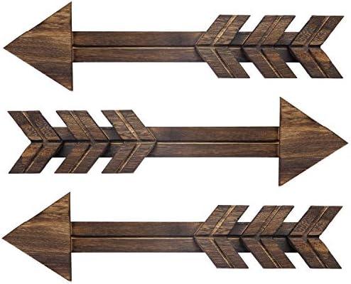 Amazon.com: Dahey - Letrero rústico de madera para ...