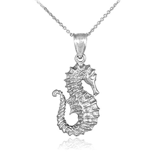 gold seahorse necklace best deals and price