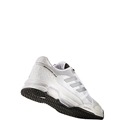 Adidas Clay negbas Noir De Club Barricade Chaussures Nocmét Homme Ftwbla Tennis fArfPqw