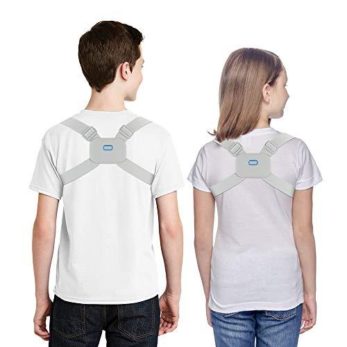 genkent Smart Posture Corrector Align Shoulders, Spine and Upper Back