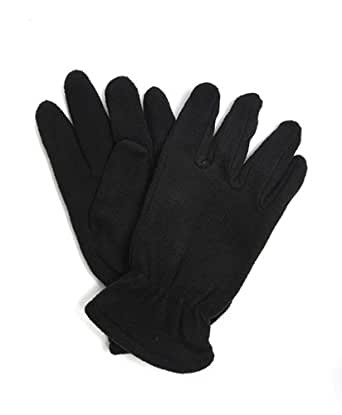 Women's Thermal Insulated Gloves, Black