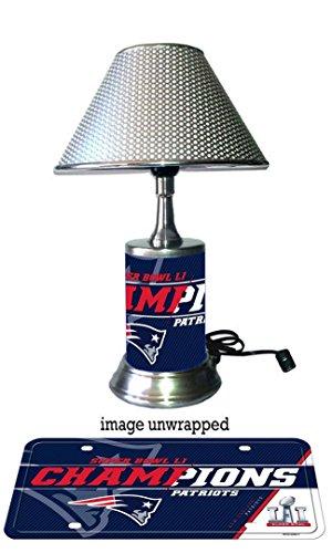 New England Patriots Lighting Patriots Lighting Patriot