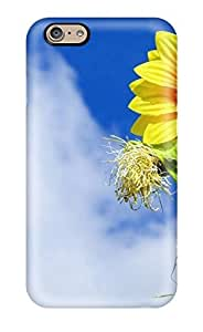 High-quality Durable Protection Case For Iphone 6(flower In The Sky)