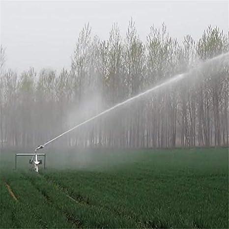 Zinc Alloy Impact Sprinkler Garden Lawn  Watering  Irrigation Spray Head L/&6