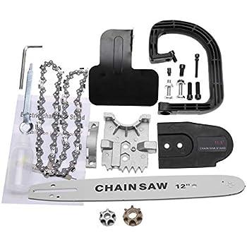 ChaRLes M14 Chainsaw Gear 125 Angle Grinder Engranaje De Repuesto Para Chainsaw Bracket