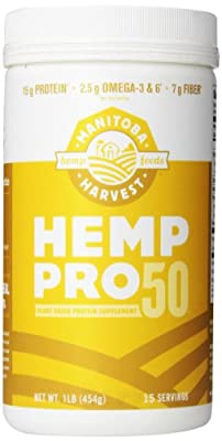 Manitoba Harvest Hemp Protein Supplement