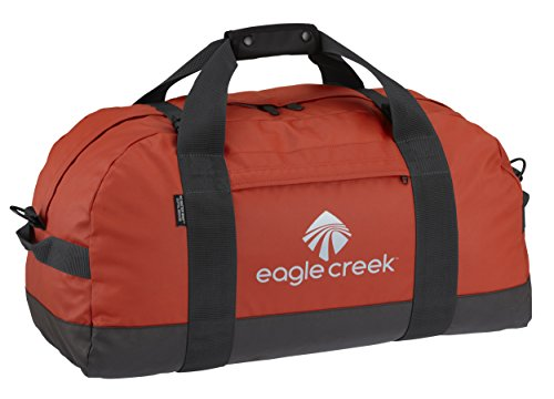 American American Airlines Eagle (Eagle Creek No Matter What Duffel Bag, Medium, Red Clay)