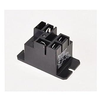 amazon com: potter and brumfield t9ap1d52-48-03 relay power, t9ap1d52-48-3,  single pole, single throw, panel mount: industrial & scientific