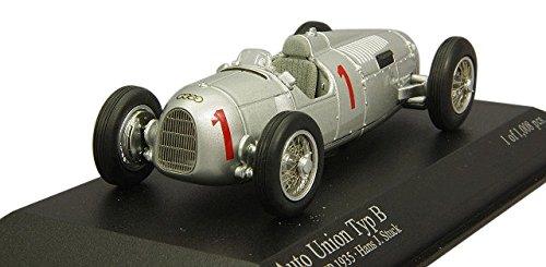 Minichamps 1: 43 Maßstab 1935 Auto Union Typ B (1008-piece)