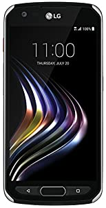 LG Electronics X Venture Factory Unlocked Phone - 5.2Inch Screen - 32GB - Black (U.S. Warranty) (Certified Refurbished)