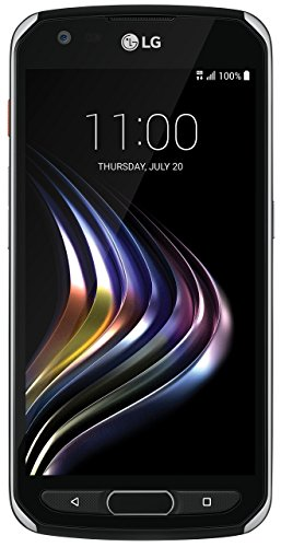 LG X Venture Unlocked Phone - 32GB - Black (Certified Refurbished) (Mobile Venture)