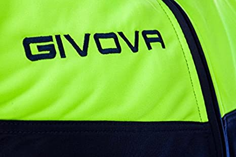 Givova Visa Fluo - Chándal Deportivo: Amazon.es: Ropa y accesorios
