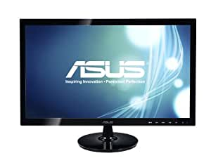 ASUS VS248H-P 24-inch Full HD VGA Back-lit LED Monitor