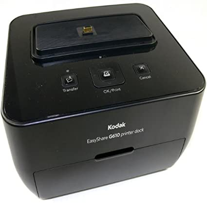 KODAK G610 PRINTER DOCK WINDOWS 10 DRIVER DOWNLOAD