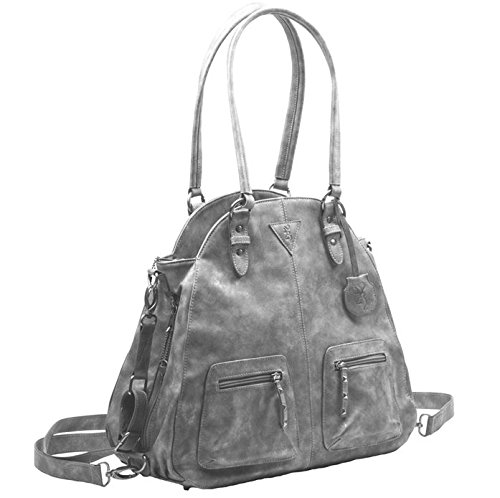 Browning Conceal and Carry Handbag – Large, Gunmetal Grey