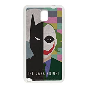 The Dark Knight White Samsung Galaxy Note3 case