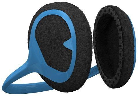 Windfree Windgeräuschreduzierung Windschutz Ohren Höhrgerät Farbe Blau Blue