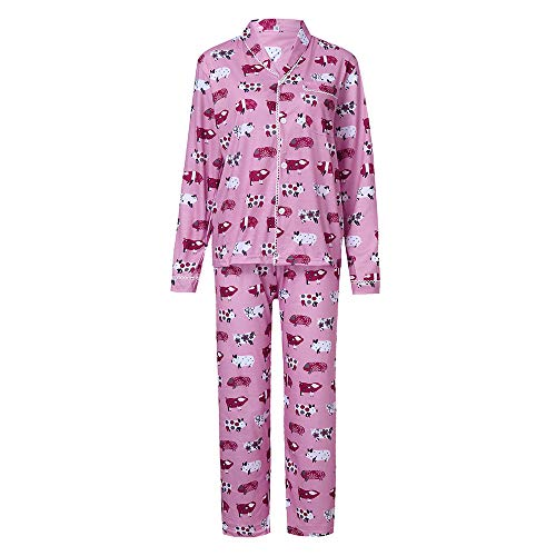 SANFASHION Pajamas Set Family Mom Kids Sleepwear Prints for sale  Delivered anywhere in USA