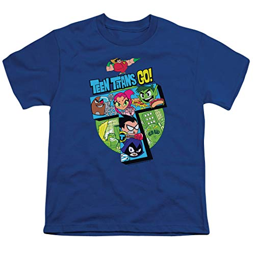 Teen Titans Go! Youth T Shirt (Large)]()