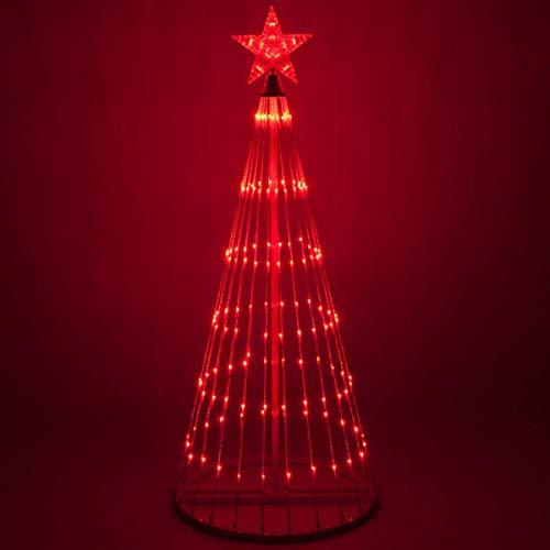 12 Led Light Show Tree