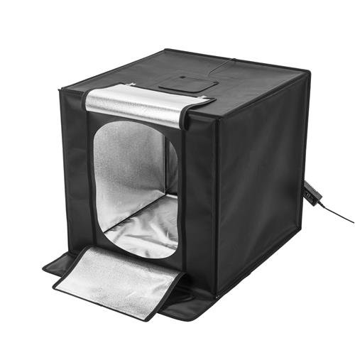 Glow LED Studio-Cube Portable Shooting Tent with Dimmer (27'') by Glow