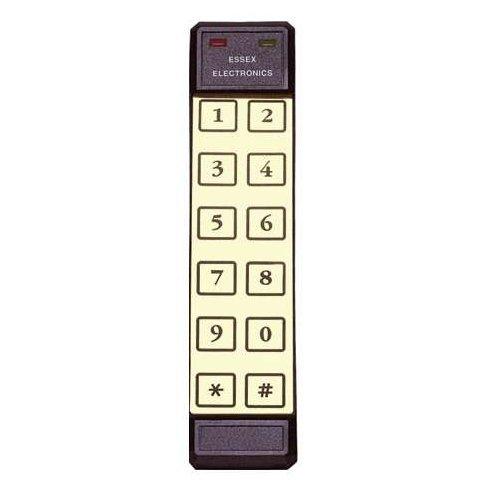 (Essex KTP162BN KTP-162-BN Keypad Readers)