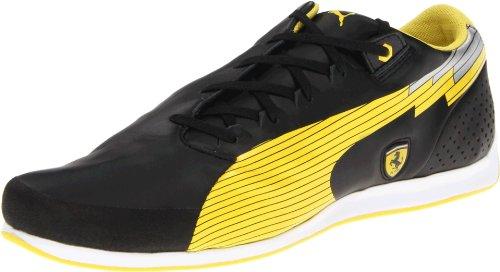 yellow ferrari shoes - 8