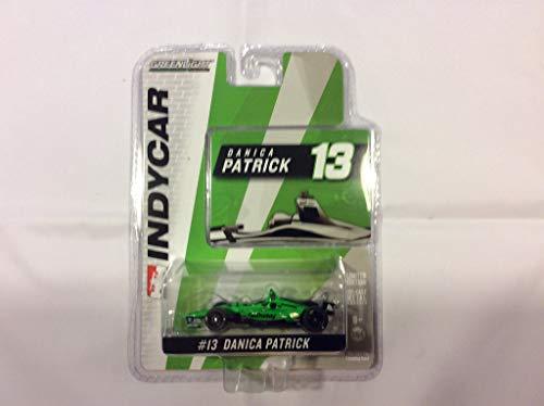Greenlight 18023 1:64 Scale 2018 Danica Patrick #13 Go Daddy INDY 500 Car