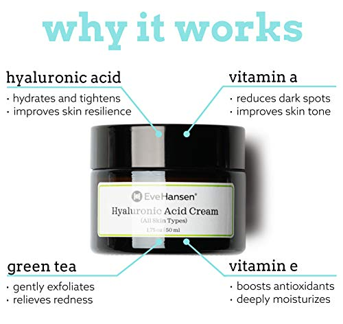 Eve Hansen Hyaluronic Acid Cream Review