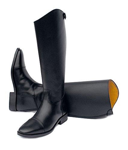 piel altas al 2017 en equitación en Hannover Botas 5 2 color tallas negro de Width 4 35 nbsp;anchos Rhinegold del disponibles 46 gYOtqxx