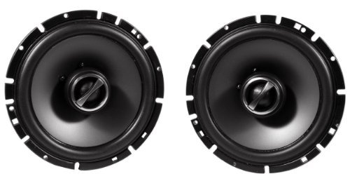 (2) Pairs Brand New Alpine 6.5'' 2 Way Pair of Coaxial Car Speakers Totalling 960 Watts Peak / 320 Watts RMS by Alpine