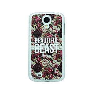 Beautiful Roses Pattern Hard Case for Samsung Galaxy S4 I9500