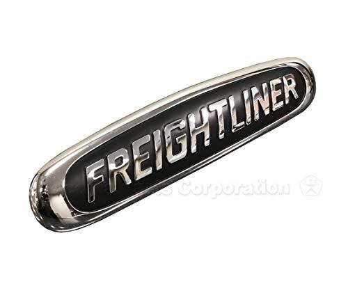 Freightliner Chrome Grill Emblem Logo 22-57546-000