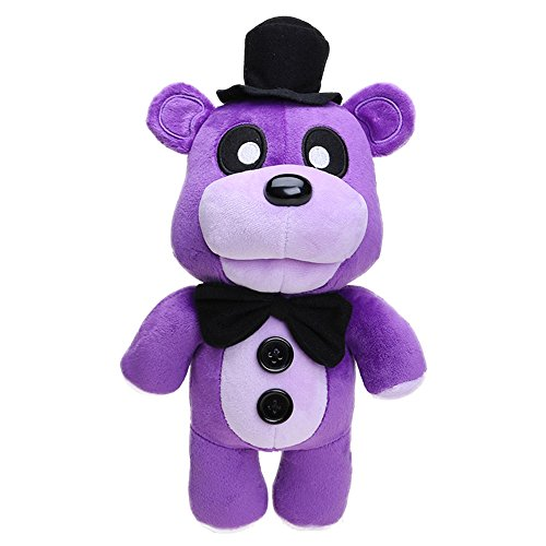 [30cm PLush GLODEN Five Nights At Freddy's Fox FNAF Freddy Fazbear Bear&Foxy Plush Toys Doll By] (Five Nights At Freddys Costume Mangle)