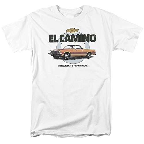 Chevy- El Camino Incredible Truck T-Shirt Size XL