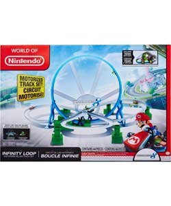 Super Mario Kart 8 Infinity Loop Track Set. by SUPER7