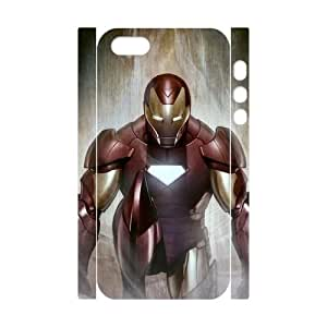 taoyix diy C-EUR Cell phone Protection Cover 3D Case Avengers Marvel For Iphone 5,5S