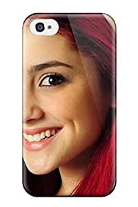 New Ariana Grande Tpu Case Cover, Anti-scratch YuSYxyc869wvQCy Phone Case For Iphone 4/4s
