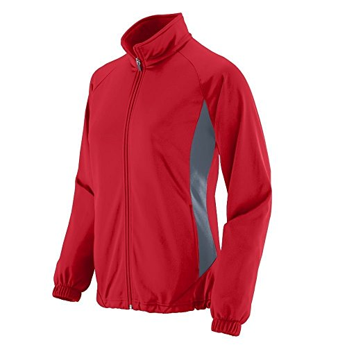 Graphite JACKET Augusta Red Sportswear WOMEN'S MEDALIST wqv5a6